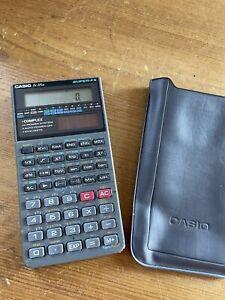 Vintage Casio fx-115D Scientific Calculator