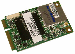 LOT 240X Avermedia A323AF Digital/Analog ATSC/NTSC TV Tuner FM Mini PCIe Card