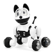 Voice Control IR Intelligent Robot Life Companion Smart Dog Kids Boys Girls Toy
