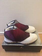 Nike Air Jordan XVI 16 Cherrywood NDS OG 100% Authentic US12 EU46 UK11 CM30