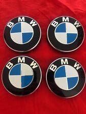 Original 4x BMW Narbendeckel 6783536 1er 3er 5er 6er 7er X1 X3 X5 Z4 NEU