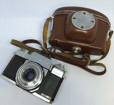 Zeiss Ikon Contaflex I 1 (861/24) Near Mint TESTED + Case SLR  GREAT #16