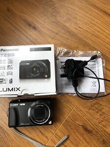 panasonic lumix dmc-tz55 Digital Camera