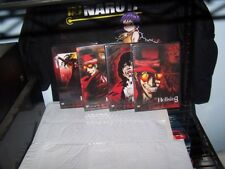 Hellsing TV Vol 1,2,3,4 - Complete Collection - BRAND NEW - Anime DVD Pioneer