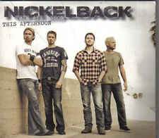 Nickelback-This Afternoon Promo cd maxi single+DVD