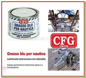 Grasso BLU NAUTICA CFG 500ml Barca Timone Verricello Elica Chiusure Filettate