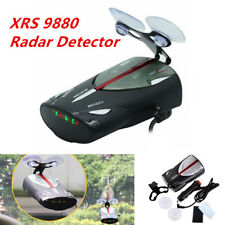 "360 Degree 1.5"" Led Display 16-Band XRS 9880 Laser Anti Radar Detector Universal"