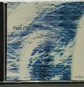 Plan.Plant.Planet. Psychodelic Trance CD  NEU Sehr Rar