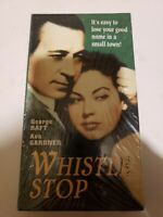 Whistle Stop (1995 vhs) ava  gardner and George Raft