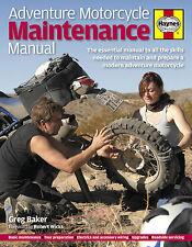 Haynes Book 5059 - Adventure Motorcycle Maintenance Manual