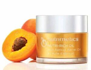 Nutrimetics Nutri Rich Oil 60ml brand new in box RRP $72 FREE Shipping