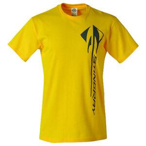 Corvette C7 New Generation Yellow Stingray T-shirt