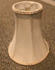 Vintage Lenox Quoizel Ivory Lamp Shade Excellent!