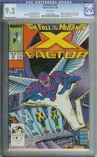 X-Factor #24 Cgc 9.2 White Pages
