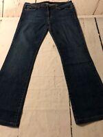 Joe's Jeans Women's Denim Stretch Petite Boot Cut Blair Wash Jeans Size 30 X 27