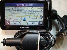 Garmin Nuvi 2455LMT, in buonissima condizione, Lifetime Maps, UK & ROI 2017, N. America 2018, pronto
