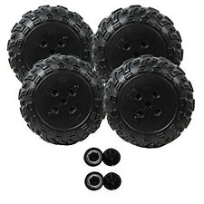 Power Wheels L2170 Arctic Cat 2 Right Wheels and 2 Left Wheels Kit