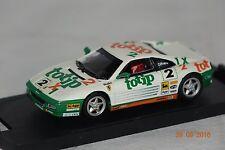 "Ferrari 348 Challenge "" Totip"" #2  1:43 Bang 9402 neu & OVP"