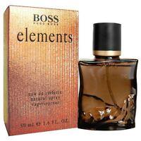 Elements By Hugo Boss Eau De Toilette 50ML /1.7OZ SPRAY NEW IN BOX