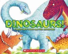 Dinosaurs! by Jeffrey Burton (2012, Board Book)