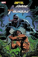 Empyre Savage Avengers #1 | Select Main & Variant Covers | Marvel Comics 2020 NM