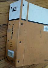 CASE 621 LOADER SHOP REPAIR SERVICE AND PARTS MANUAL
