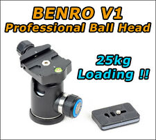Benro V1 Ball Head & QR Plate Package suit Arca Swiss