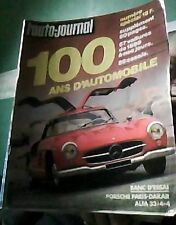 L'auto Journal Hors-Série N° 11 : Numéro Spécial, 100 Ans D'automobile