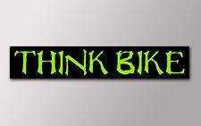 1 THINK BIKE STICKER v011 MONSTER STYLE