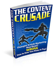 How To Generate Traffic With Content  eBook