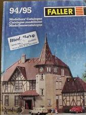 Catalogo FALLER 1994-95 -ENG DEU FRA -  Tr.4