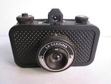 Lomography La Sardina Eight ball 35mm Camera 22mm Lens Rare Fr Lomo Photography
