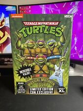 SDCC 2020 NECA TMNT Musical Mutagen Tour ??MERCH BUNDLE ONLY?? XL