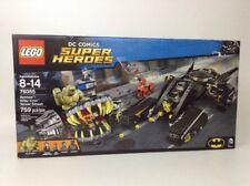 LEGO Super Heroes Batman Killer Croc Sewer Smash 76055 SEALED Katana Red Hood