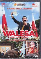Dvd **WALESA ~ L'UOMO DELLA SPERANZA** nuovo 2014