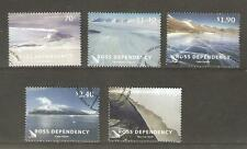 2012   ROSS DEPENDENCY - LANDSCAPES  -  SG  133 / 137  -  USED