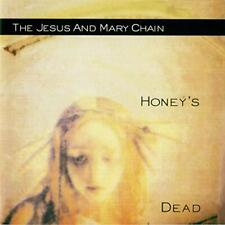The Jesus and Mary Chain CD Honey's Dead Def American 9 26830-2 COMPLETE