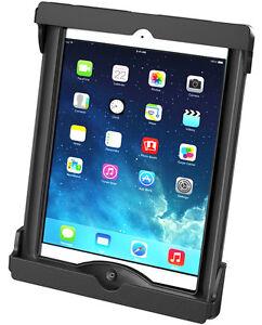 RAM Tab-Tite Holder for iPad Air, Air 2, iPad 5th, 6th, 7th, 8th Generation w/ca