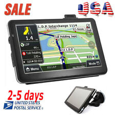 "SALE!7"" Truck/Car GPS Navigation System 4GB Navigator SAT NAV+Free Lifetime Map"