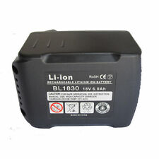 6000mAh 18V Battery For Makita BL1830 BL1815 BL 1830 BTD140 LXT400 6.0Ah