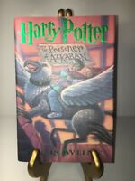 Harry Potter and The Prisoner Of Azkaban First American Edition print 1999