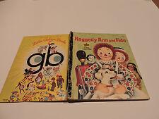 RAGGEDY ANN AND FIDO #390 Barbara Hazen LITTLE GOLDEN BOOK Rochelle Boonshaft GC