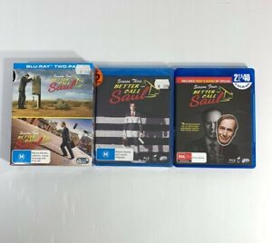 Better Call Saul: Complete Season 1 - 4 | Blu Ray Series NEW | R4 PAL Saul 2 3