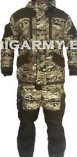 Russian army winter suit gorka 5 Multicam for special forces for extreme cold