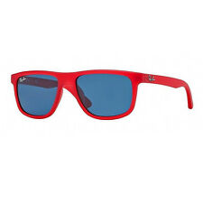 Gafas de sol de hombre rojos Ray-Ban