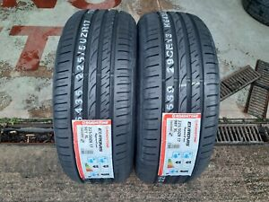 X2  225 50 17 225/50R17 98Y XL ROADSTONE TYRE MADE BY NEXEN AMAZING C,C RATINGS