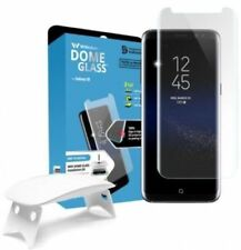 Whitestone Dome Glass [For Galaxy S8] Tempered Screen Protector, Superior Touch