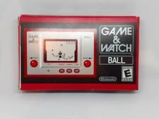 Nintendo Club Game & Watch Ball Hand Held Game NEW UNOPENED