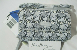 VERA BRADLEY RFID All-in-One CROSSBODY in OWLS