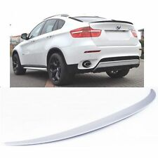 AILERON BMW X6 E71 E72 06/2007 A 06/2014 LAME COFFRE LOOK X6 M